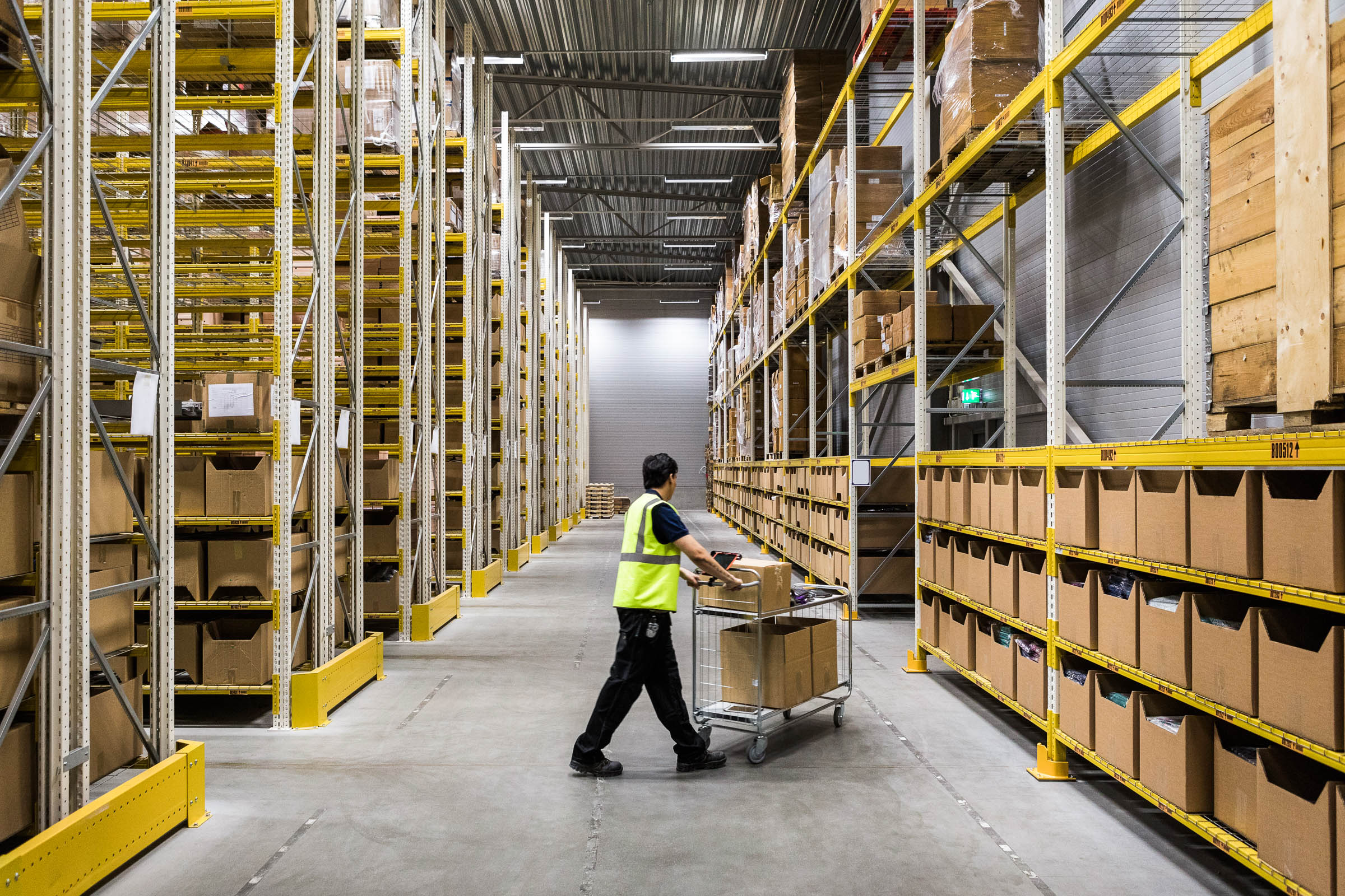 Provision of Warehouse Staff Services(13 Services)