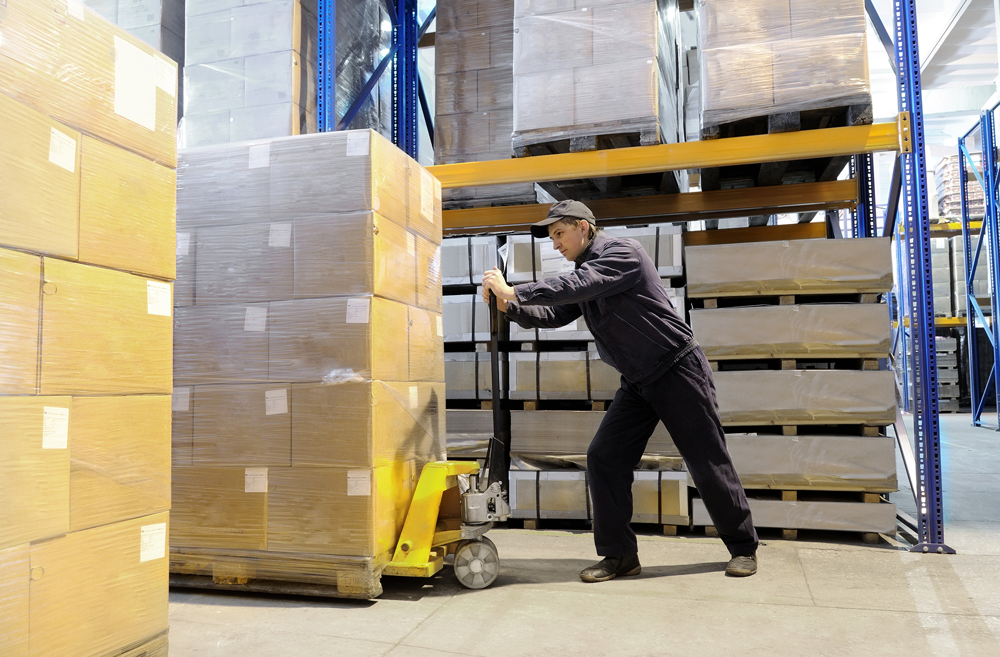 Provision of Warehouse Staff Services(1 Staff)