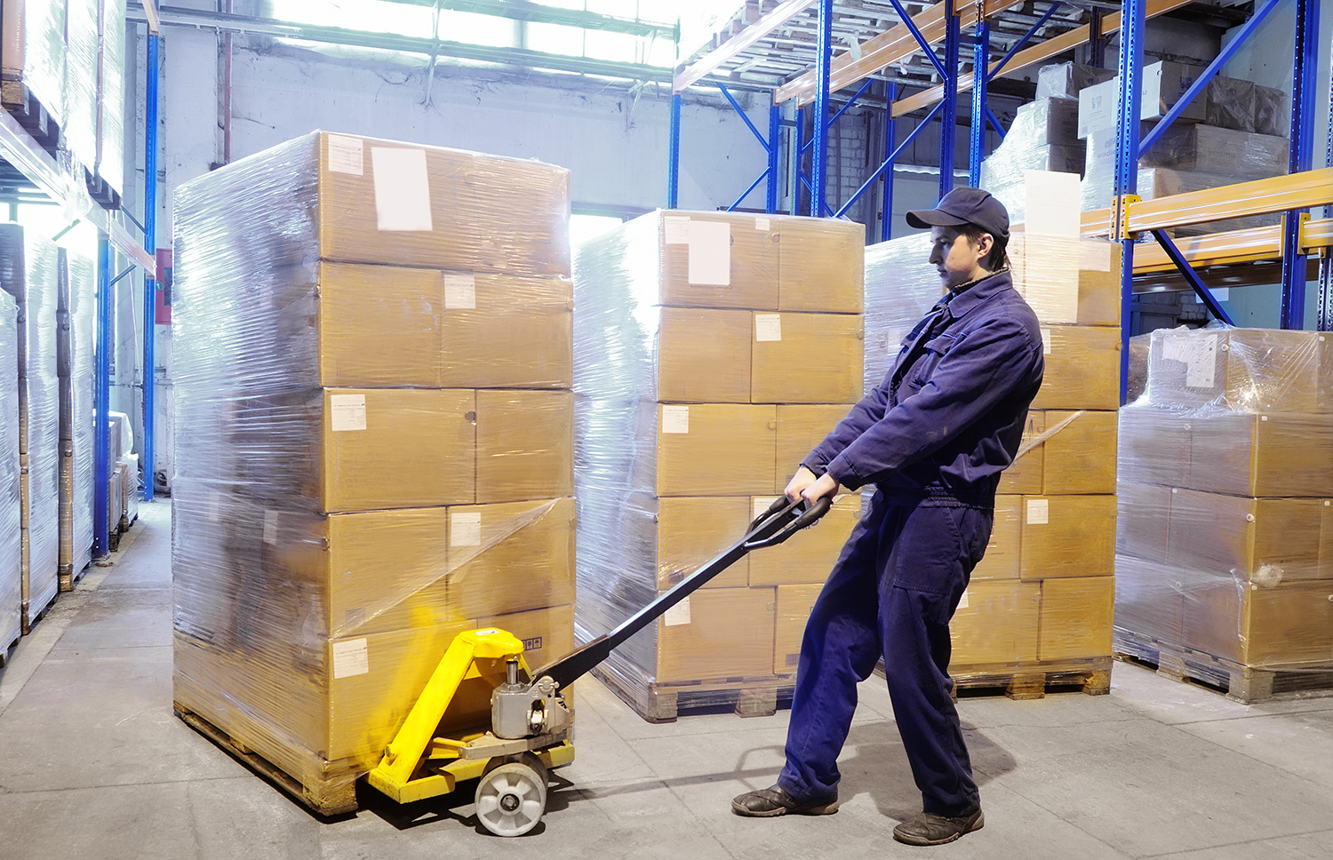 Provision of Warehouse Staff Services(4 Staff)